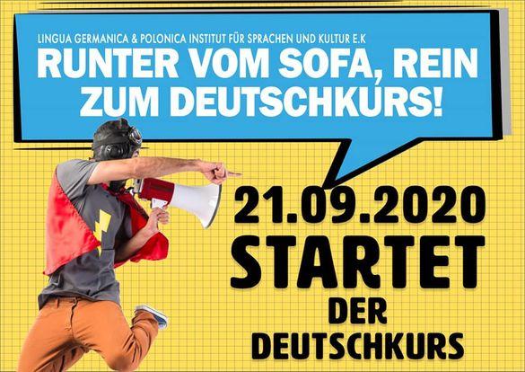 Kursy języka niemieckiego w sezonie zimowym 2020